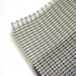 Grillcloth Fender Blue-White-Silver 0.5m