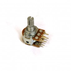 Alpha 16mm Potentiometer (Dual, PCB mount)