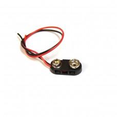 Клеммник для батареи 9 вольт