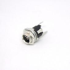 DC Power Socket (metal, 2.1mm)