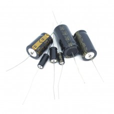Axial Electrolytic Capacitor (Supertech Electronic Co., ltd.)