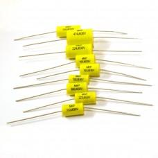 Конденсатор полипропиленовый MKP (Аксиальный)