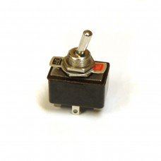 Toggle Power  Switch DPDT with On/Off Label