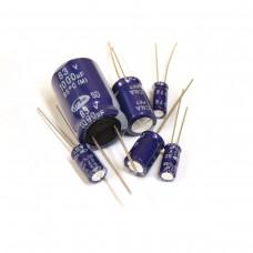 Электролитические конденсаторы Samwha 63v (Leaded)