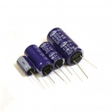 Samwha 400v rated Electrolytic Capacitor (Leaded)