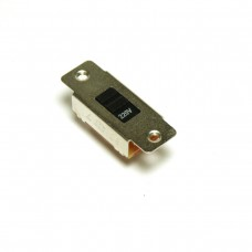 Переключатель движковый 110/220v (35x12мм)