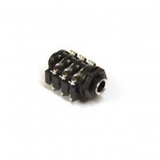 Разъём TRS на плату (1/4 Jack) TRS-PCB2