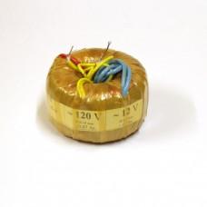 Трансформатор анодно-накальный 15Вт (120в+12в)