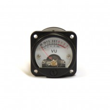 VU meter (47mm) with backlight