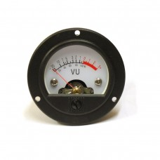 VU meter (52mm, DB scale, with backlight)