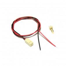 Монтажный провод AWG26x2 с разъемом