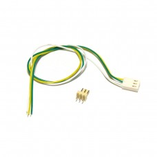 Wire with socket AWG26x3