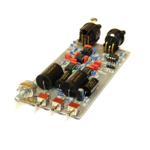 PiTone Systems AD797 Mic preamp DIY Kit