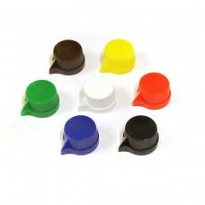 Davies 1400 Style Knob (Color) 16mm