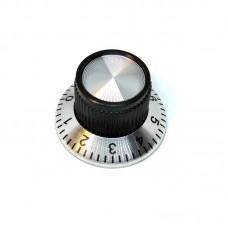 Skirted Dial Knob (Digits) 24мм