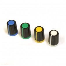 Пластиковая ручка с указателем (17.5x12мм, Цветная)