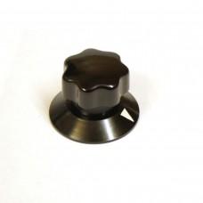 Davies 4104 Style Knob (Black) 38mm