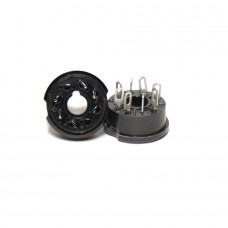 Tube socket PL8-3P