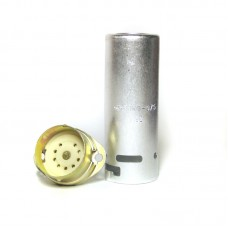 Tube socket PLK-9E-75