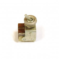 Toggle Switch DPDT RUS MT-3  (Decorative Nut)